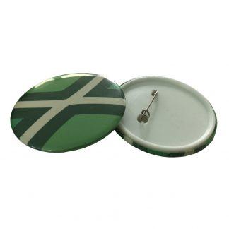 Achterhoekse vlag button
