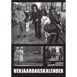 Hugo Jaartsveld Verjaardagskalender